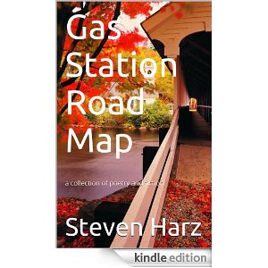 gas station road map cover