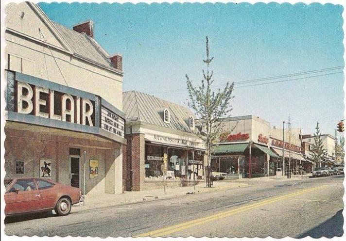 Bel Air Main Street