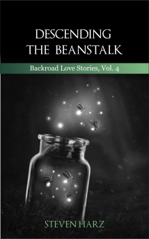 Descending the Beanstalk_cover_BW
