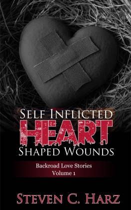 Self Inflicted Heart Shaped Wounds_cover_BW